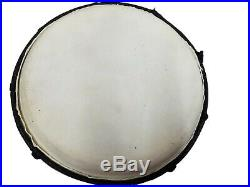 16 Tall Djembe Tribal Drum Handpainted with Aboriginal African Dotted Design