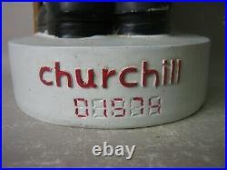 Churchill vintage hand painted figurine (32 cm tall)