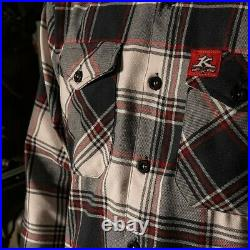 Dixxon Flannel CoBOSSMENS 2X TALL New in unopened bag Kindig-it IN HAND