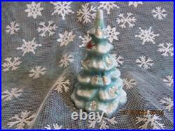 Fenton Art Glass 2019 Gse Exclusive 6.5 Tall Christmas Pinecone Tree Le #22/39