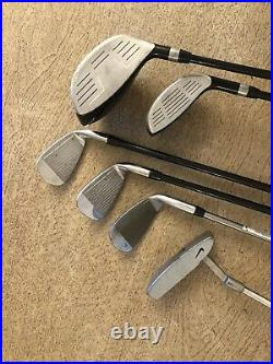 For 45-52 Tall LEFT HANDED Kids Nike MachSpeed Junior Golf Club Set LH Youth US