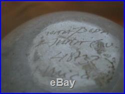 Kosta Boda 7 Tall Caramba Glass Vase Signed Ulrica Hydman-Vallien