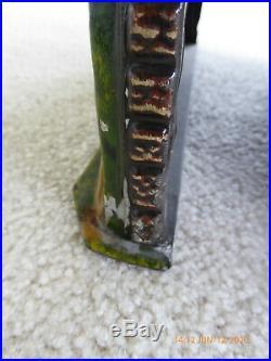 MARKLIN circa 1910s TUNNEL tin blech spur gauge 21cm tall germany antik vintage